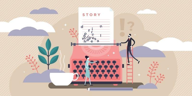 La scrittura come _senso_