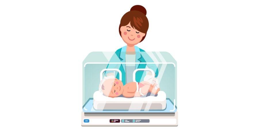 L'osteopatia a supporto della prematurità